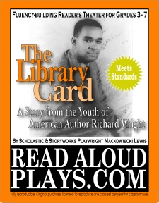 Richard Wright black history readers theater play script for kids