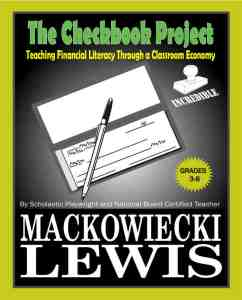 Click on the cover to download The Checkbook Project financial literacy program.