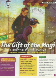 The Gift of the Magi read aloud play