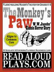 W.W. Jacobs The Monkey's Paw readers theater play script