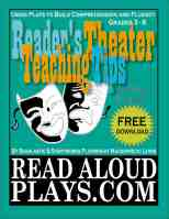 Click on the cover to download Reader's Theater Teaching Tips for free!