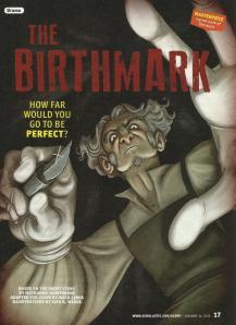 The Birthmark Scope Cover