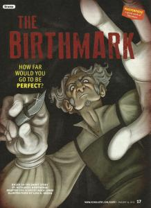 The Birthmark Scope Cover