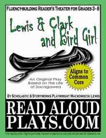 Sacagewea Lewis & Clark reader's theatre class play script