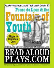 Ponce de Leon readers theater play script