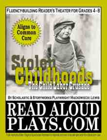 Child Labor Crusade readers theater play script