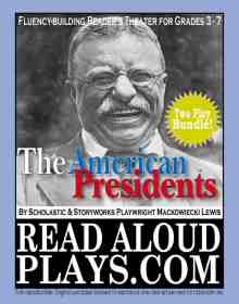 Click on the cover to preview The American Presidents readers theater script