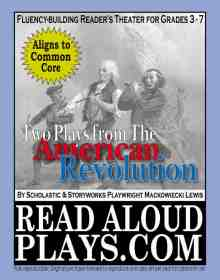 Two Plays for the Price of One! American Revolution play scripts
