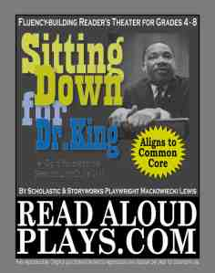 Dr. King Civil Rights Greensboro class play script