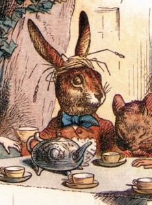March-hare Sir John Tenniel 28 February 1820 25 February 1914