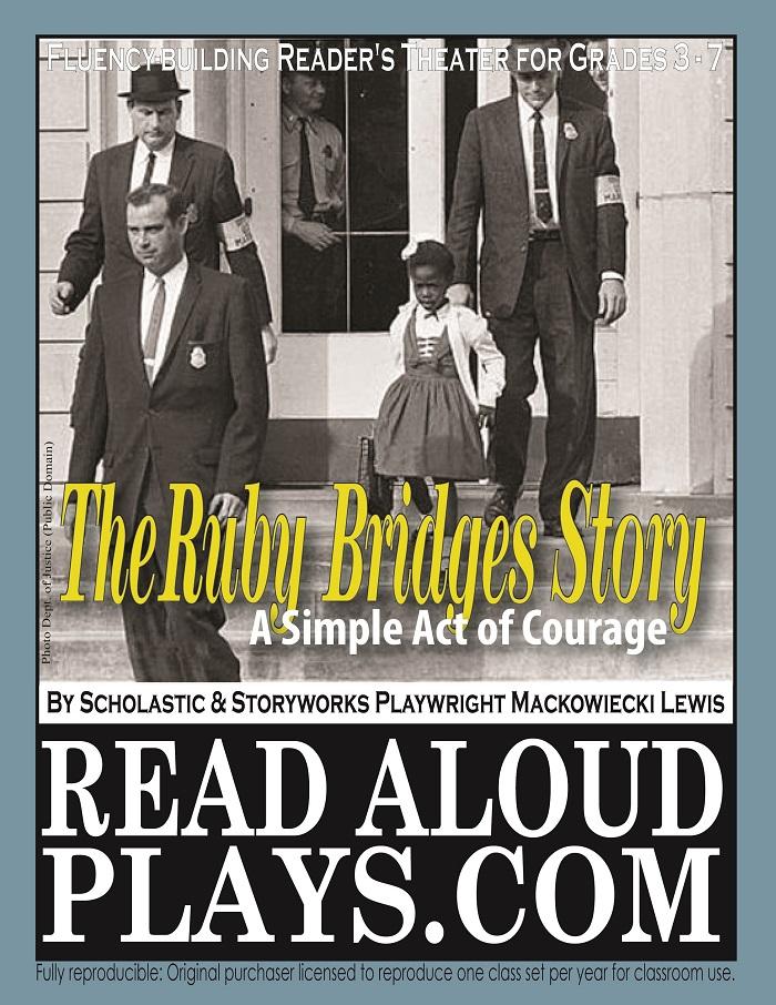 Ruby Bridges Read Aloud Play