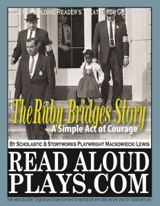 Ruby Bridges Read Aloud Play